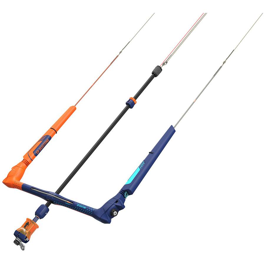 QUICK RELEASE ROPE HARNESS DUOTONE TRUST BAR QUAD CONTROL 24 METER KITE BAR Weiterer Wassersport