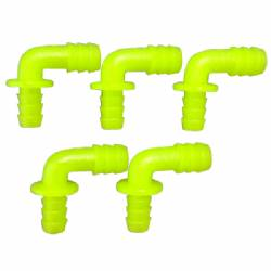 "FixMykite.com 90 Degree ""L"" Adapter 7mm fitting (set of 5)"