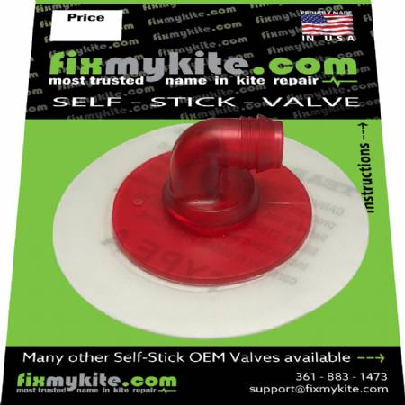 FixMyKite.com CORE One Pump Kiteboarding Valve